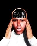 Schmerz 2 Stockfotografie