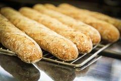 Schmerz français - authentisches französisches Brot Stockfotos