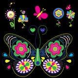Schmetterling Vektor Abbildung