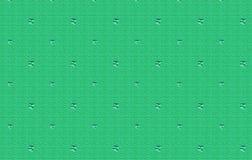 Schmetterling prägeartiger Blattentwurf Muster-Grafik auf grünem Hintergrund stockfoto