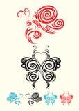 Schmetterling Stammes- Lizenzfreie Abbildung