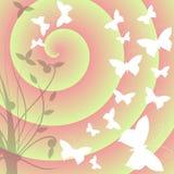 Schmetterlinge Stockfoto