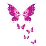 Schmetterlinge! Stockbild