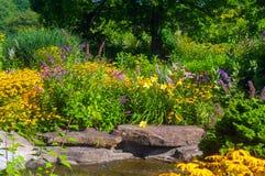 Schmetterlingsgarten Lizenzfreie Stockbilder