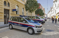Schmiedgasse street in Graz, Austria Stock Image
