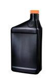 Schmieröl-Behälter getrennt lizenzfreies stockfoto