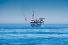 Schmieröl-Insel Stockfoto