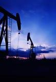 Schmieröl-Pumpe Stockfotografie