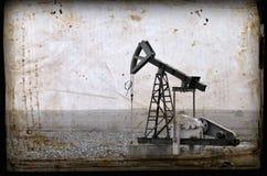Schmieröl-Pumpe Stockbilder