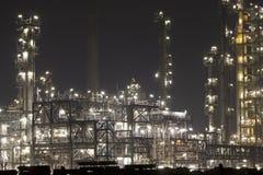 Schmieröl-Raffinerie Anlage Lizenzfreies Stockbild
