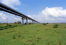 Schmieröl-und Erdgas-Industrie Lizenzfreie Stockfotografie