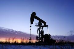 Schmieröl und Gas Lizenzfreie Stockfotografie