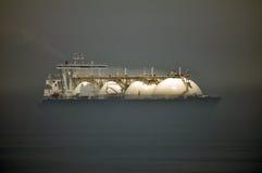 Schmieröl- und Gasindustrie - grude Öltanker Lizenzfreies Stockbild