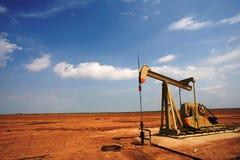 Schmieröl und Gas Lizenzfreie Stockbilder