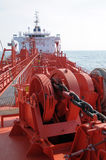 Schmieröl- und Gasindustrie - grude Öltanker Stockbilder