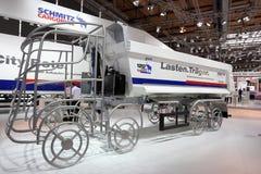 Schmitz Cargobull Stand Stock Photography