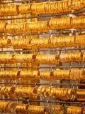 Schmuck an Dubais Gold Souq lizenzfreies stockbild