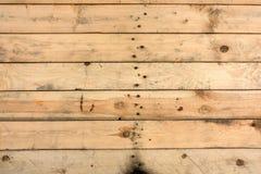 Schmutz-Antikenplatten des hölzernen Beschaffenheitshintergrundes alte Stockfotografie