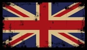 Schmutz-britischer Hintergrund 2 Lizenzfreies Stockbild