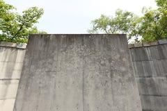 Schmutz der Betonmauer Lizenzfreie Stockfotos