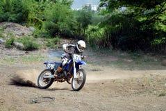 Schmutz-Fahrrad Stockbilder