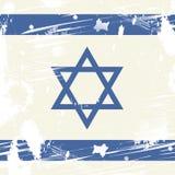 Schmutz-Flagge bedeutet patriotischen Bestimmungsort und Land Lizenzfreies Stockbild