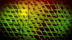 Schmutz-Glas-Zaun stock footage