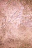 Schmutz maserte Wand - alten Hintergrund mit Kopie Raum und scrat Lizenzfreie Stockfotografie