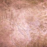 Schmutz maserte Wand - alten Hintergrund mit Kopie Raum und scrat Lizenzfreies Stockfoto