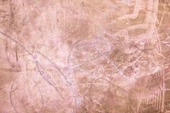 Schmutz maserte Wand - alten Hintergrund mit Kopie Raum und scrat Lizenzfreies Stockbild