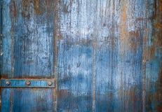 Schmutz-metallischer Hintergrund Stockbild