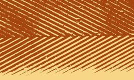 Schmutz-Retro- Streifen-Hintergrund Stockfotografie