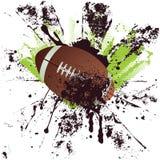 Schmutz-Rugby Stockfoto