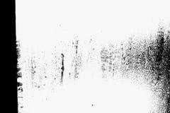Schmutz-städtische Vektor-Beschaffenheits-Schablone Stockbild