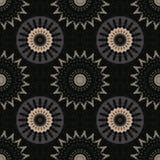 Schmutz Stammes-, gebürtig wie nahtloses Muster vektor abbildung