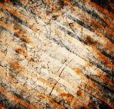 Schmutz stripes Hintergrund Stockfoto