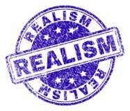 Schmutz strukturiertes REALISMUS Stempelsiegel lizenzfreie abbildung