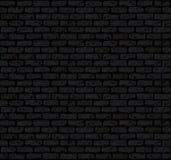 Schmutz und geschädigter Backsteinmauerhintergrund. Lizenzfreies Stockfoto