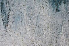 Schmutz verrostete Metallbeschaffenheit, blau-grauer oxidierter Metallhintergrund Alte Metalleisenplatte Blau-graue metallische r stockfoto