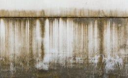 Schmutz-Wand Stockbild