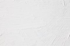 Schmutz-weißer Betonmauer-Hintergrund Stockbild
