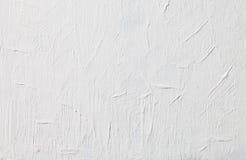 Schmutz-weißer Betonmauer-Hintergrund Stockfoto
