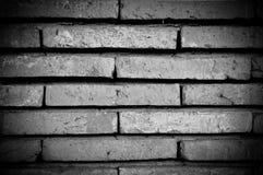 Schmutzbacksteinmauer-Musterhintergrund Stockfotografie