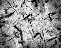 Schmutzbeschaffenheit von gebrochenen Kratzern und von gewundenen Linien stockbild