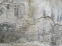 Schmutzbetonmauern lizenzfreie stockbilder