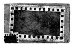 Schmutzfilmfeld Lizenzfreies Stockbild