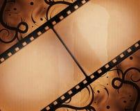 Schmutzfilmrahmen lizenzfreie abbildung