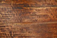 Schmutzhintergrundbeschaffenheit des braunen Woodgrain stockbilder