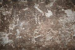 Schmutzige, alte und geriebene Betonmauer Stockfotografie