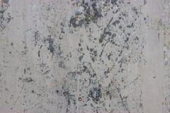 Schmutzige alte Wandbeschaffenheit, Schmutzhintergrund Stockbild